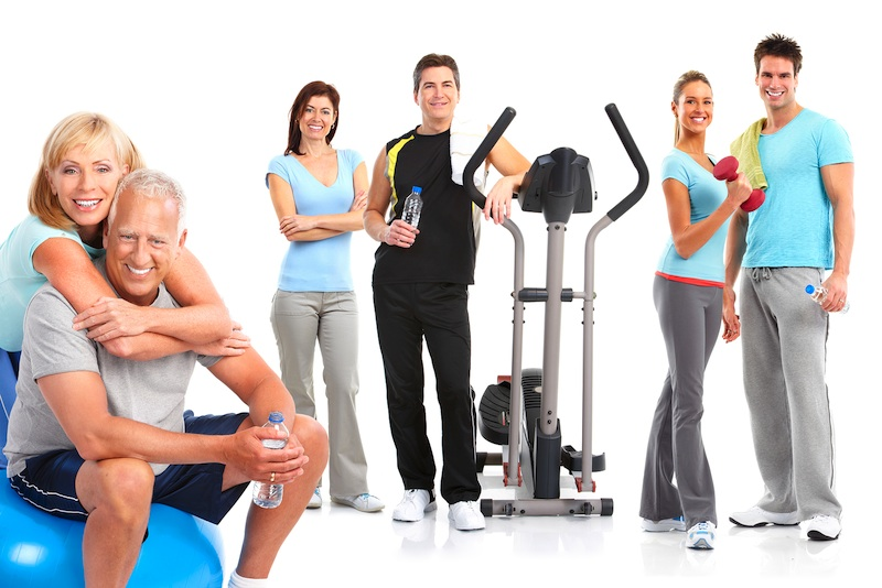 50 bigstock Gym Fitness Healthy Lifestyl 10631033