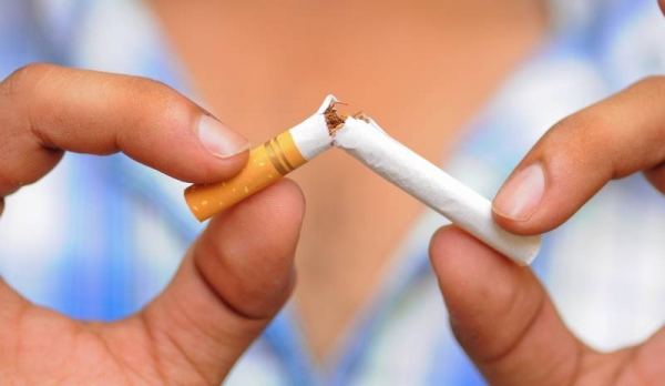 "May 31st is ""World No-Tobacco Day"""